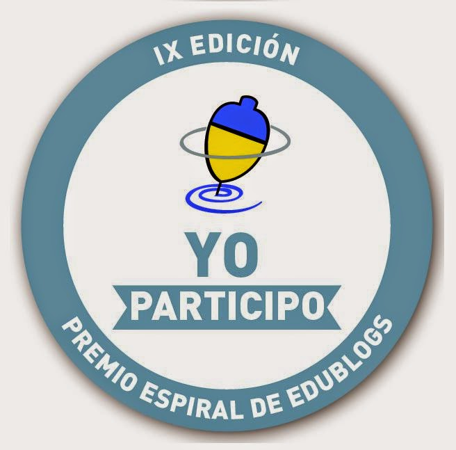 Participo Espiral Edublogs 2015