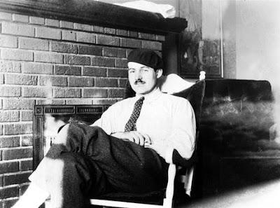 Ernest Hemingway- Paris- 1924