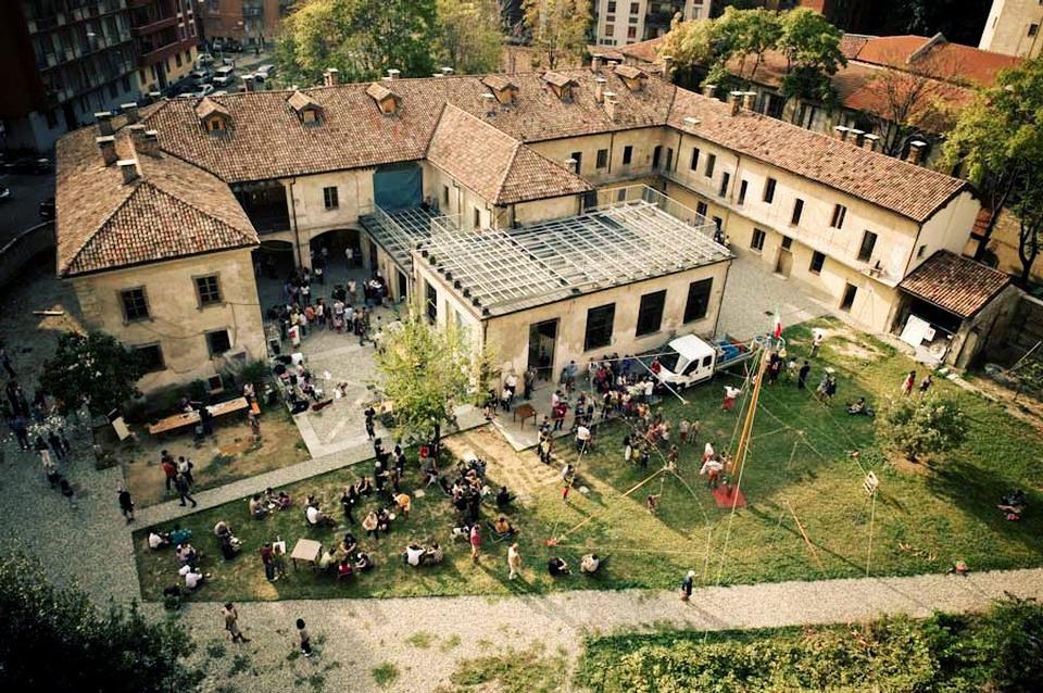 Fuorisalone Milano gratis Cascina Cuccagna