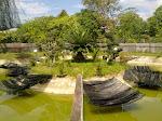 kolam ikan Wanza