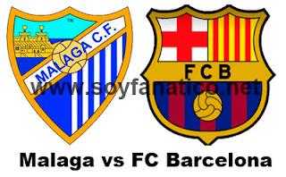 Barcelona vs Málaga por la Liga