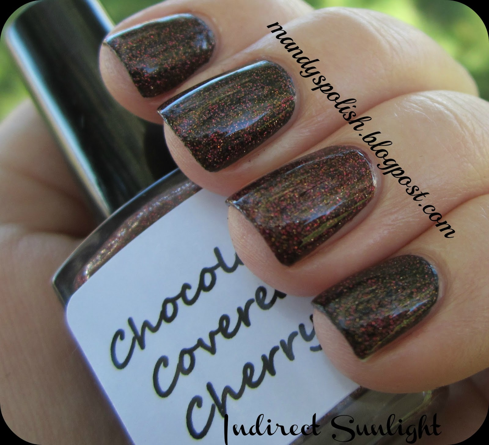 BadAss Polish Chocolate Covered Cherry