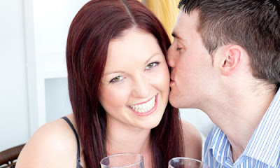 5 Tips to Plan the Perfect Valentine's Day for Your Wife,man woman love romance kiss her ear