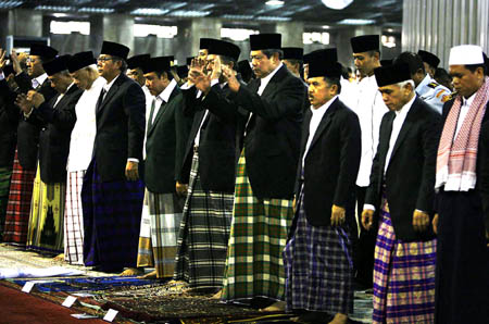 Tata Cara Sholat Idul Fitri dan Idul Adha 2012