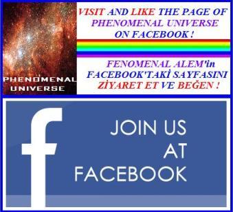 PHENOMENAL UNIVERSE FACEBOOK PAGE -- FENOMENAL ALEM'in FACEBOOK SAYFASI