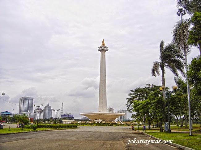 Monument Nasional - Monas, en Yakarta