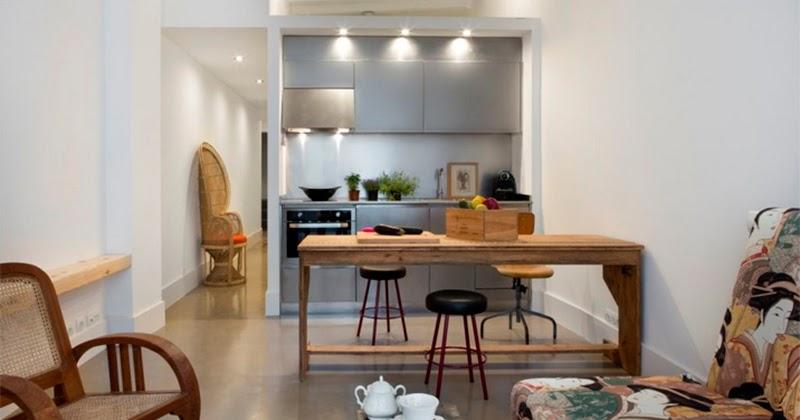 De vacaciones a barcelona 6 apartamentos tur sticos de - Apartamento barcelona vacaciones ...