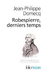 Robespierre, derniers temps