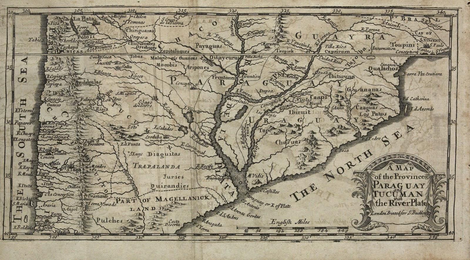 Image result for mapa de bowen trapalanda
