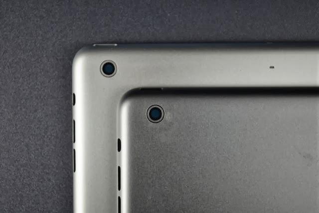 iPad 5 Camera