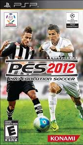 Download - Pro Evolution Soccer 2012 - PSP - ISO