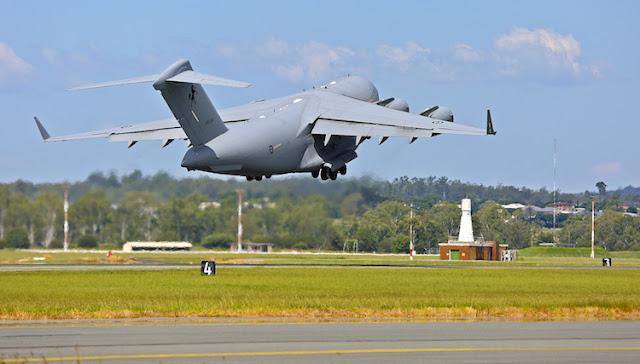 RAAF C-130J Super Hercules