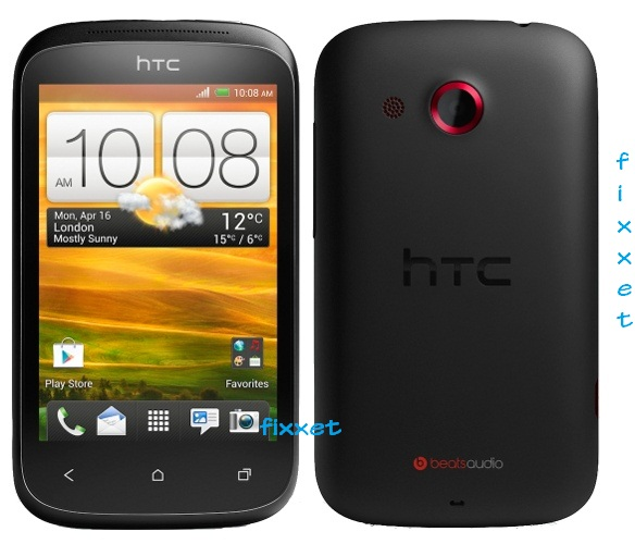 HTC Desire 200 features and specification leaked