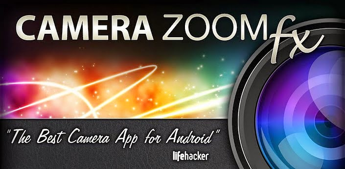 Camera ZOOM FX v5.0.7 [APK] [Android]
