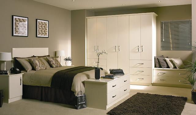 Home improvement ideas dormitorios con closet armario - Decoracion armarios dormitorios ...