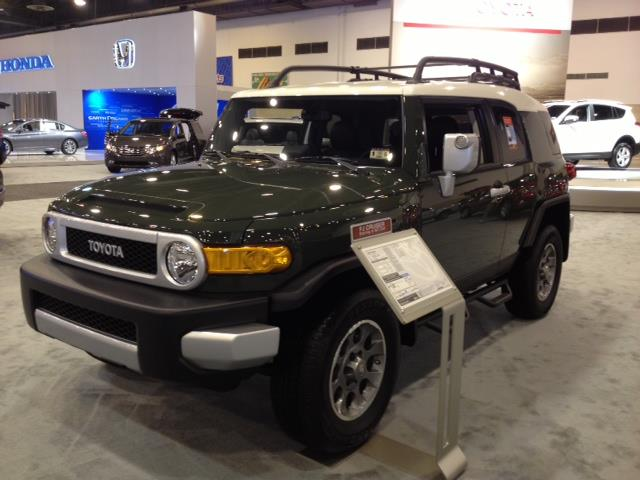 Houston Auto Show 2013 Fred Haas Toyota Country
