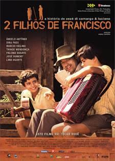 Baixar Filme 2 Filhos de Francisco Nacional