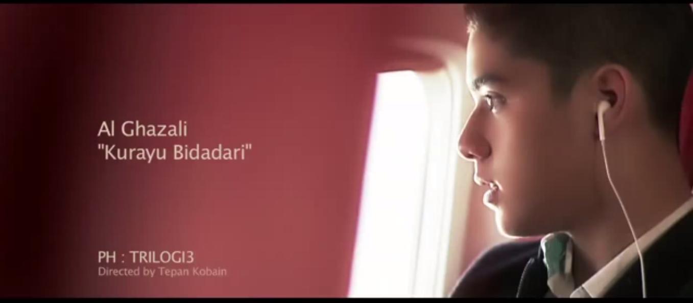 Download Lagu Al Ghazali-Kurayu Bidadari (Video Klip