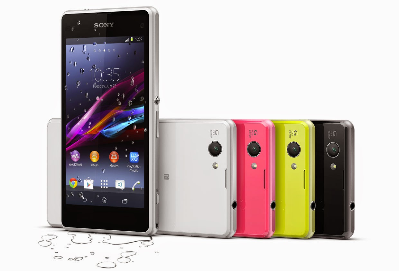№ 3 - Sony Xperia Z1 Compact