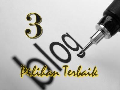 3 blog pilihan terbaik