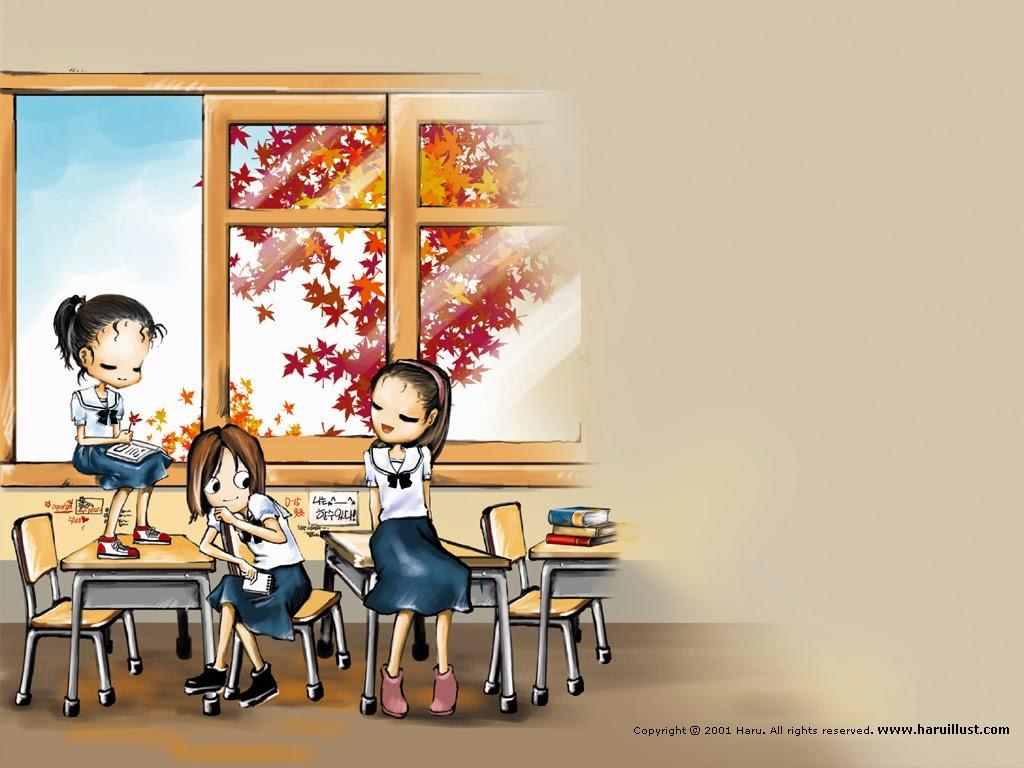 可愛圖案 韓國 HARU 插畫 cute picture wallpapers