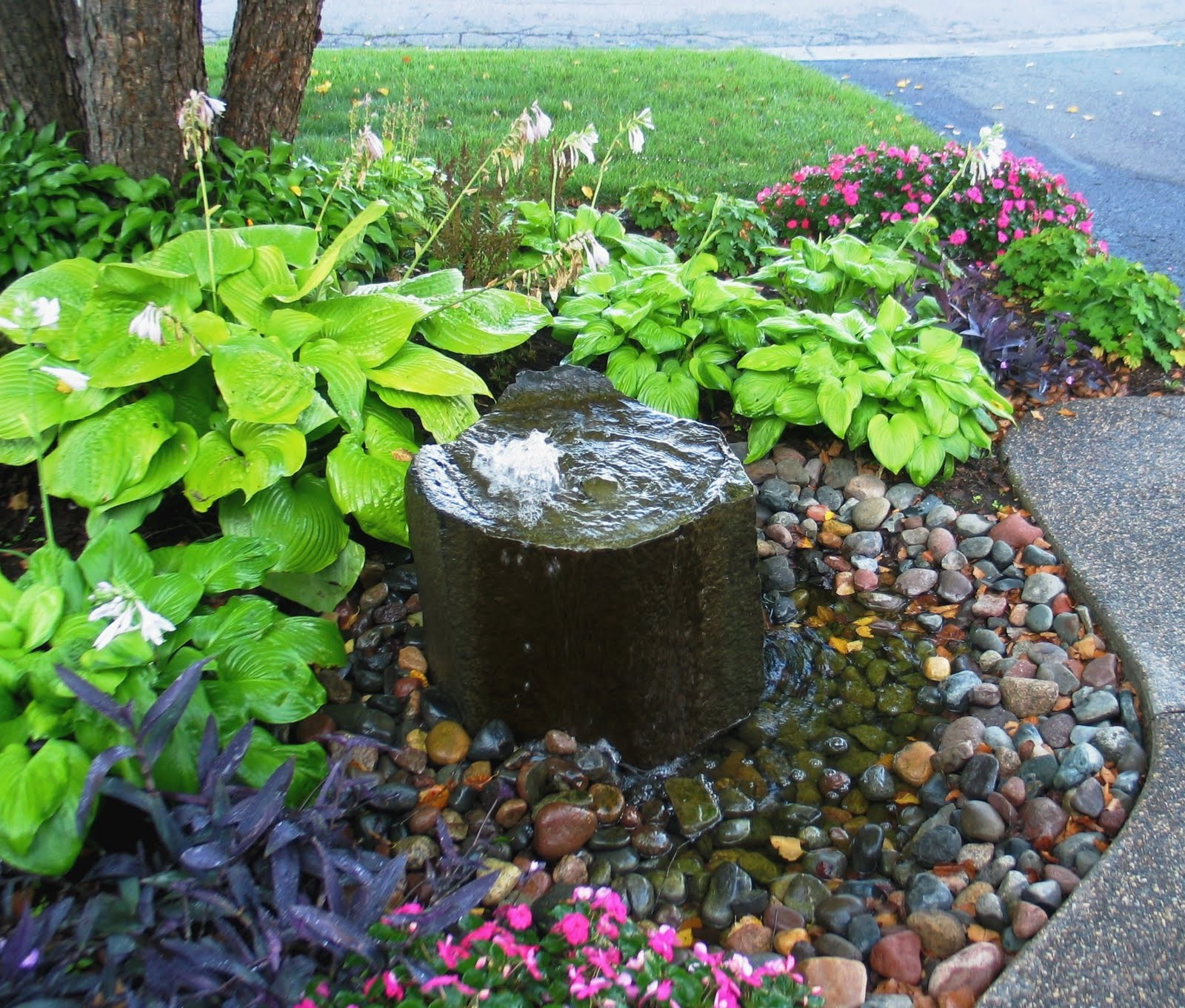 Flak 39 s blog pondless water features for Waterfall features