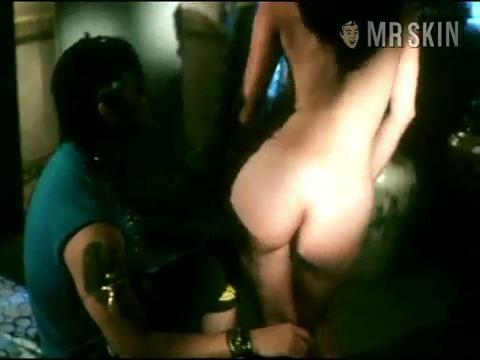 Francine Prieto Showers Her Breast
