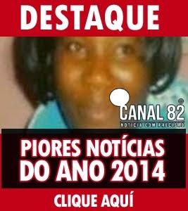 PIORES NOTÍCIAS 2014