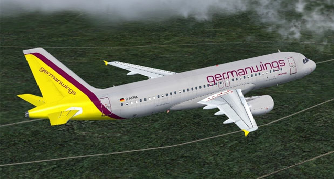Uno de los pilotos del vuelo de Germanwings salió de la cabina y no pudo reingresar
