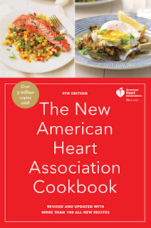 The American Heart Association Cookbook 9th Edition