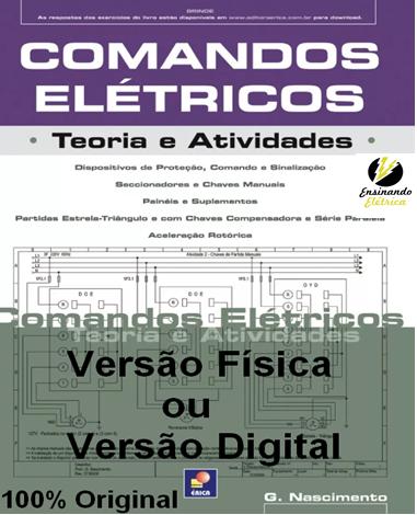 Livro Comandos Elétricos
