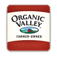 Organic Valley label