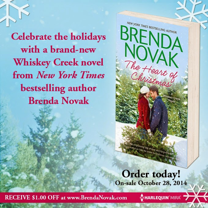 Pre-order the latest Brenda Novak romance!