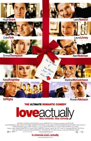speaking of love christmas is all about love ayt because of this let me share you my most favorite christmas movie love actually a 2003 british - British Christmas Movie