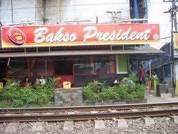 Wisata Kuliner Malang - Bakso Presiden