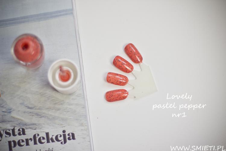 lovely paster pepper