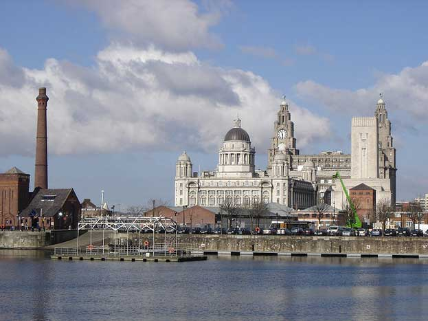 Liverpool Maritime Mercantile City Heritage