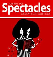 Lex-ICON dans Journal des SPECTACLES!