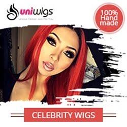 UniWigs Celebrity Wigs