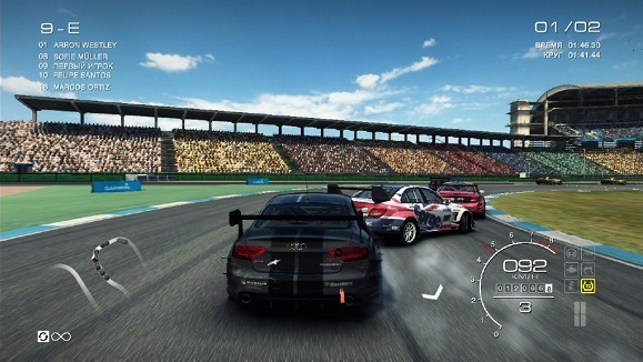 grid autosport pc game screenshot gameplay review 4 GRID Autosport RELOADED
