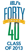 Prosperity's own Sarah Aubrey named to IBJ's Forty Under 40!