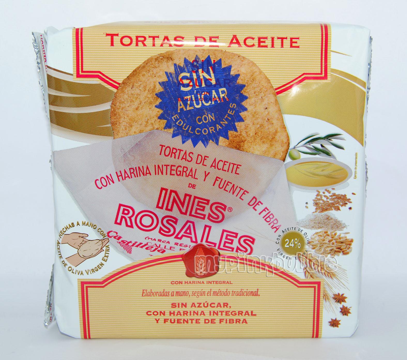 Ines Rosales Torta de Aceite