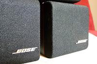 Bose Acoustimass speaker