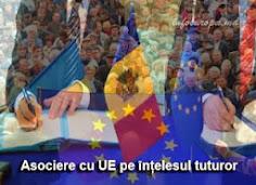1.07.2016  -  A  întrat în vigoare  Acordul de asociere UE-RM