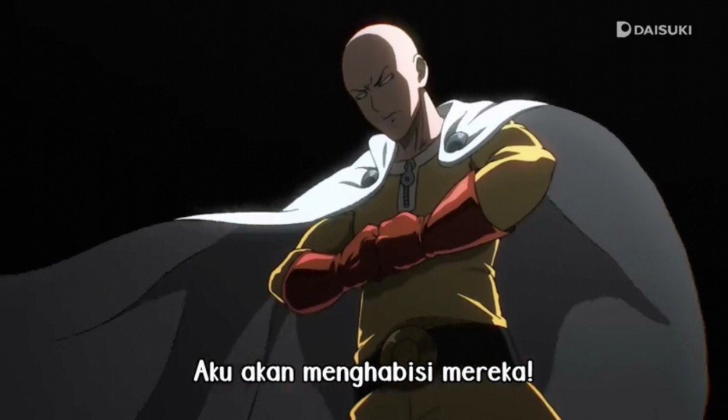 Download One Punch Man OVA 2 Subtitle Indonesia