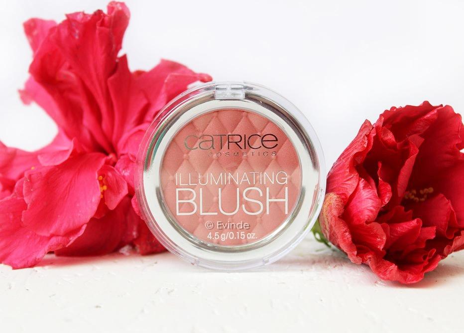 catrice illuminating blush review