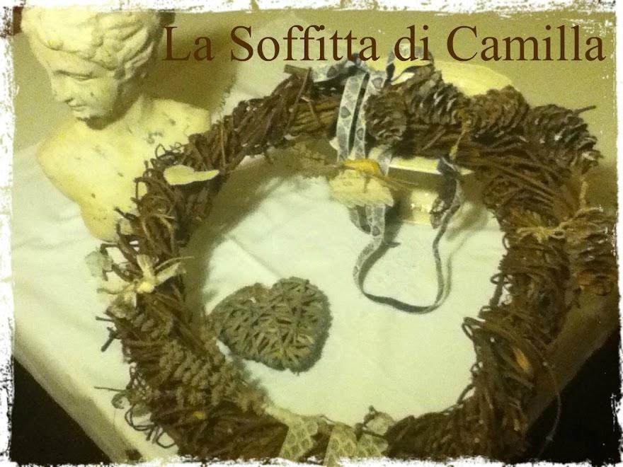 La soffitta di Camilla