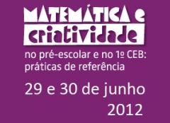 Logo matemática e criatividade
