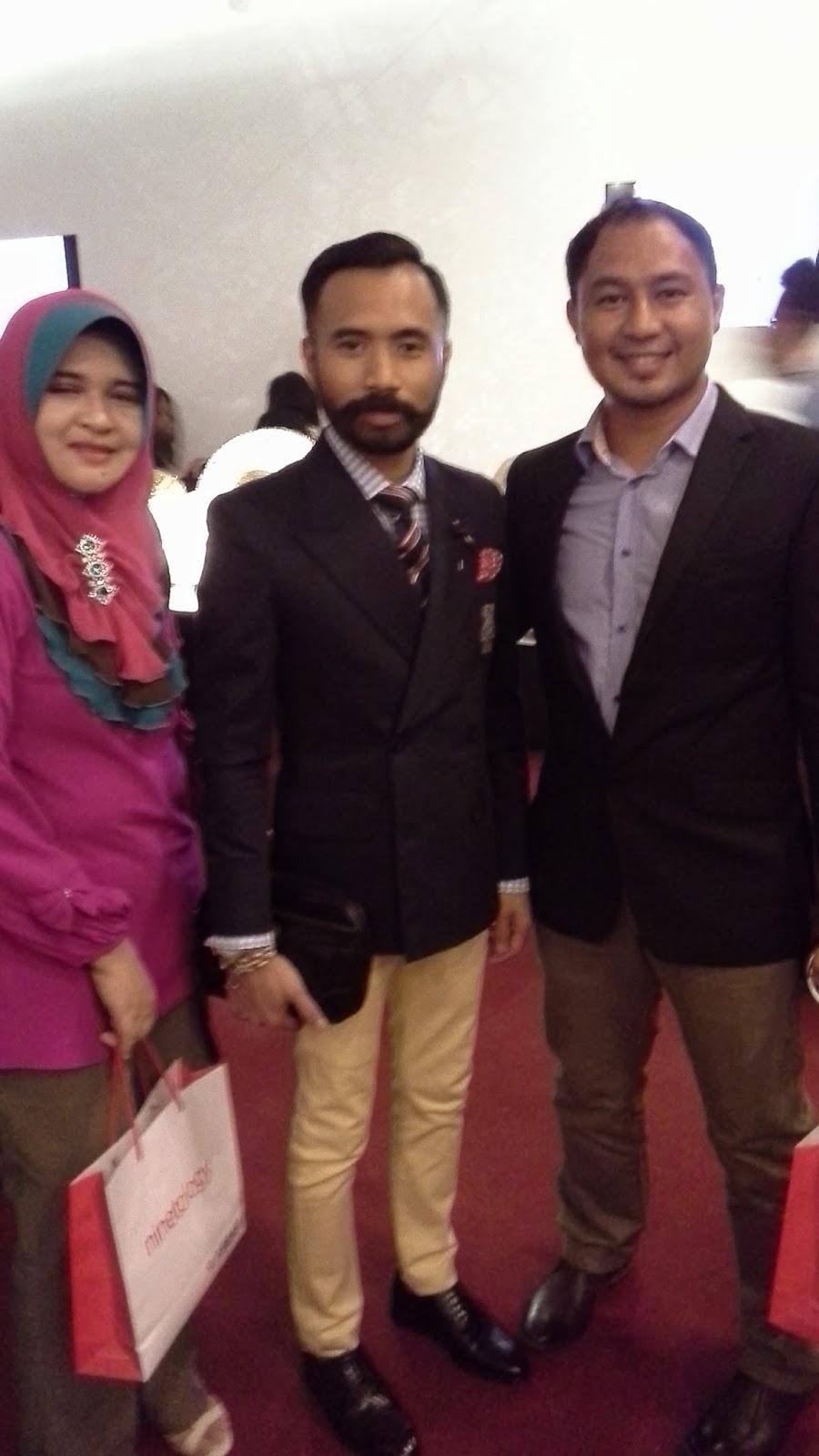 Wak Doyok Malaysia Social Media Week 2014 MSMW2014