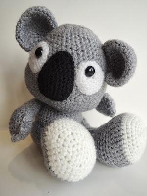 Simbie Yau Koala Bear
